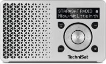 Comprar Rádios / Recetores Mundiais - Radio Technisat DigitRadio 1 silver