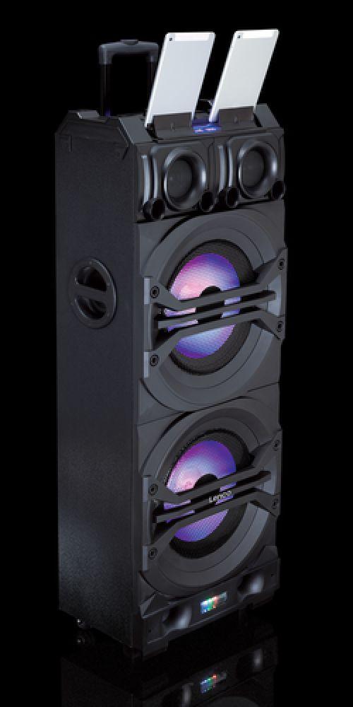 DJ All-in-one Lenco PMX-250