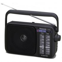 Comprar Rádios / Recetores Mundiais - Radio Panasonic RF-2400DEG-K preto