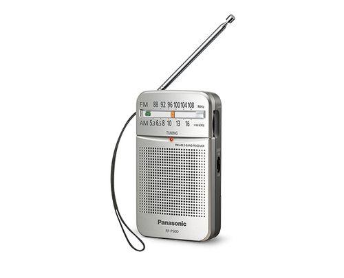 Comprar  - Radio Panasonic RF-P50DEG-S prata
