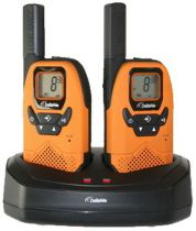 Revenda Walkie Talkies várias marcas - Walkie Talkies DeTeWe Outdoor 8000 Duo Case PMR Walkie Talkie