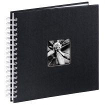 Revenda Arquivos Fotografia - Hama  Fine Art  Spiral Preto 28x24 50 Branco Pages 1961