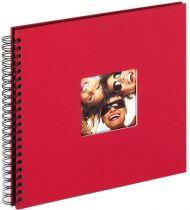 Revenda Arquivos Fotografia - Walther Fun red            30x30 50 pages (black)          SA110R