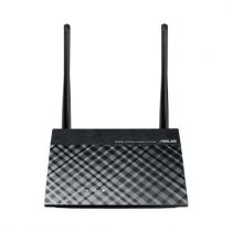 Router - Asus RT-N12+ Tint Senza fili-N300 3-IN-1 Router, 300Mbps, 5d