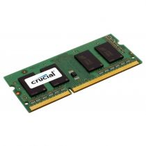 Memorie portatili - Crucial 8GB DDR3 1600 MT/s PC3-12800 / SODIMM 204pin / CL11