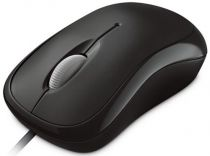 Mouse - Rato Microsoft Basic Optical Mouse black