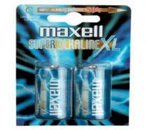 Batterie - MAXEL PILHAS ALCALINAS LR14 C MN1400 PACK 2