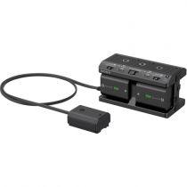 Caricabatterie Sony - Caricabatteria Sony NPA-MQZ1K Mehrfach Batteria Adaptersatz