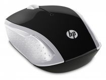 Mouse - HP 200 Mouse in fios - Prateado Pike