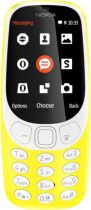 Smartphones Nokia - Nokia 3310 (2017) Dual-SIM yellow - SENZA IT