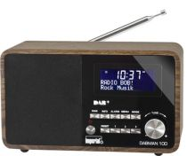 Comprar Rádios / Recetores Mundiais - Radio Imperial DABMAN 100 wooden