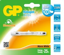 Lampade - Lampade GP Lighting Halogen Tube R7S 80W (100W) 78mm