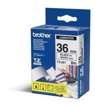 Consumabili POS - BROTHER FITA 36MM Nero/BRANCO
