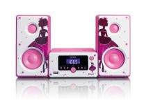 Mini / Micro HiFi - Mini Hifi Lenco MC-020 Princess