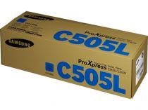 Toner stampanti Samsung - SAMSUNG TONER CLT-C505L H-YLD CYAN