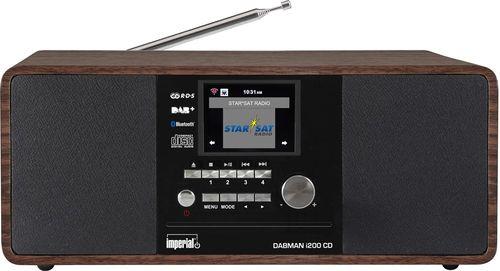 Comprar  - Rádio para Internet Imperial DABMAN i200 CD wood