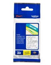 Accessori Stampanti - Brother labelling tape TZE-135 clear/white 12 mm