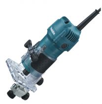 Accessori - Makita 3709 1/4  Fixed Base Laminate Trimmer