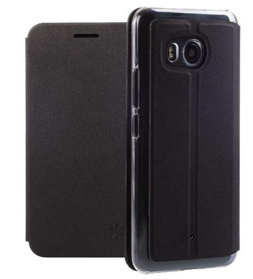 Bolsa honju DarkBook Folio HTC U11 Preto 88016