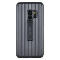 Comprar Acessórios Samsung Galaxy S9 - Capa Samsung Galaxy S9 Protective Cover Preto EF-RG960CBEGWW