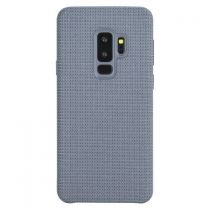Accessori Samsung Galaxy S9 Plus - Custodie Samsung Galaxy S9 Plus Hyperknit Cover Gray EF-GG96