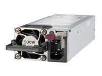 Accessori Server HP - HP 500W FS Plat Ht Plg LH Pwr Sply Kit - preço válido p/