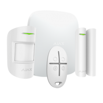 Comprar Alarmes Casa e Escritório - Ajax AJ-HUBKIT-W Sistema de alarme sem fios GPRS/LAN Protocolo Jewelle