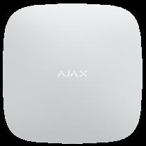 Comprar Alarmes Casa e Escritório - Ajax AJ-HUB-W Central sem fios dupla via GPRS/LAN Bidireccional Certif