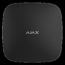 Kit allarme - Ajax AJ-HUB-B Central Senza filis dupla via GPRS/LAN Bidirec