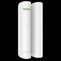 Kit allarme - Ajax AJ-DOORPROTECT-W Contacto de porta/janela magnético Cer