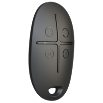Kit allarme - Ajax AJ-SPACECONTROL-B Comando a distância multifunção Bidir
