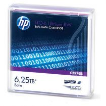 Revenda Consumíveis Backup - HPE LTO-6 ULTRIUM 6.25TB BAFE RW DATA CARTRID