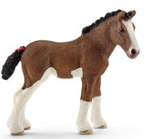 Figurini Animali - Schleich Farm Life Clydesdale Foal