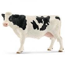 Figurini Animali - Schleich Farm Life         13797 Holstein cow