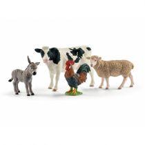 Figurini Animali - Schleich Farm World        42385 Starter-Set