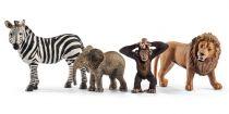 Revenda Figuras Animais - Schleich Wild Life         42387 Starter-Set