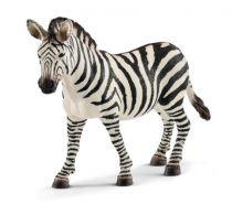 Revenda Figuras Animais - Schleich Wild Life 14810 Zebra Mare