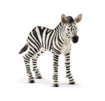 Figurini Animali - Schleich Wild Life         14811 Zebra Foal