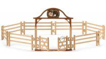 Figurini Animali - Schleich Horse Club        42434 Horse Paddock + Entrance