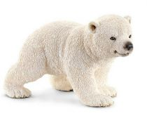 Revenda Figuras Animais - Schleich Wild Life Polar bear cub, walking 14708