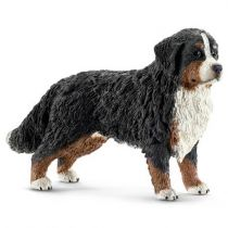 Figurini Animali - Schleich Farm Life Bernese Mountain Dog, female