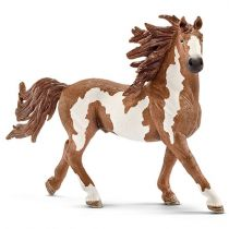 Revenda Figuras Animais - Schleich Farm Life Pinto Stallion 13794