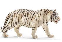 Revenda Figuras Animais - Schleich Wild Life Tiger, Branco 14731