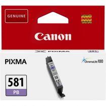 Canon CLI-581 Photo Blue Ink Cartridge