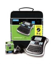 Revenda Impressoras Etiquetas - Impressora Etiquetas Dymo LabelManager 210 D + Case