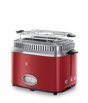Tostiera - Tostiera Russell Hobbs 21680-56 Retro Ribbon Red