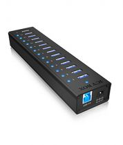 Adattatori - Raidsonic ICY BOX IB-AC6113 13-Port USB 3.0 Hub