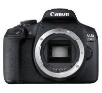 Fotocamere Canon - Telecamera digital Canon EOS 2000D Body