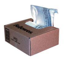 Distruggidocumenti - Fellowes Shredder Bags 23-28 Litres 100 pieces