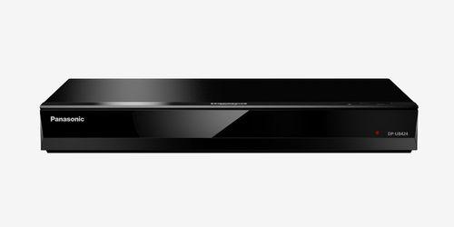 Leitor Blu-ray Panasonic DP-UB424EGK black